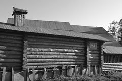Wooden building. Stock Photography