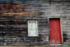 Wooden cabin Royalty Free Stock Photos
