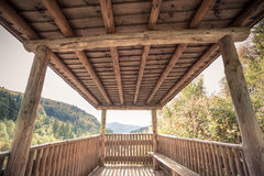 Wooden cabin in black forest, Germany Stock Photography