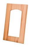 Wooden cabinet door Royalty Free Stock Photos