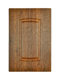 Wooden cabinet door Royalty Free Stock Photography