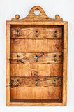 Wooden cabinet Stock Images