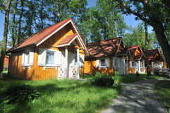 Free Wooden Cabins Stock Photos - 5324033