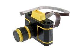 Wooden Camera Royalty Free Stock Photos
