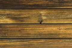 Wooden canvas pine board old weathered dark wood horizontal beams texture rustic base design stock photography