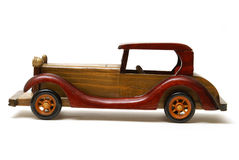 Wooden Car Stock Images