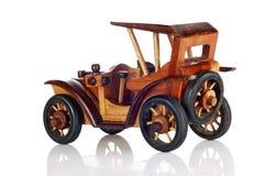 Wooden Car Toy Stock Photos