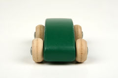 Wooden Car Toy Royalty Free Stock Image