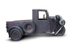 Wooden cars Stock Photos