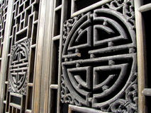 Wooden carving Royalty Free Stock Images