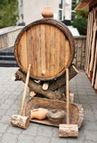 Wooden cask3 Stock Photography