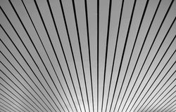 Wooden Ceiling Stock Image