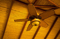 Ceiling fan Stock Photo