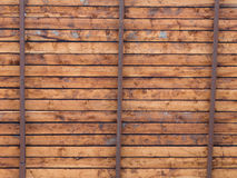 Wooden ceiling Stock Photography