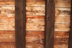 Wooden Ceiling Royalty Free Stock Photo