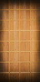 Wooden cell background Stock Photo