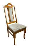 Wooden chair Royalty Free Stock Photography