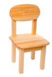 Wooden chair Stock Photos