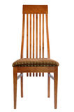 Wooden chair Royalty Free Stock Photos