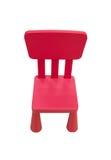 Wooden chair for children Stock Photos
