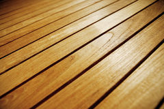 Wooden chair seat detail 2 Royalty Free Stock Images