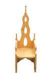 Wooden Chair. Stock Images