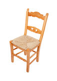Wooden chairo of home Stock Photos