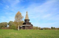 Wooden chapel Royalty Free Stock Photo