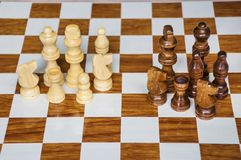 Chess Board Game royalty free stock image
