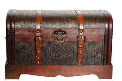 Free Wooden Chest Royalty Free Stock Images - 9269289