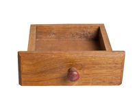 Wooden chest drawer. Stock Photography