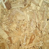 Wooden Chipboard Background Stock Photography