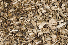 Wooden Chips stock photo