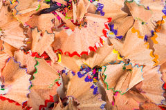 Wooden chips background Royalty Free Stock Images