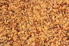 Wooden chips texture Royalty Free Stock Photography