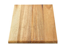 Wooden chopping board Stock Images