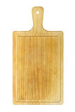 Wooden chopping board Royalty Free Stock Image
