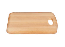 Wooden Chopping Board Bloack Royalty Free Stock Photo