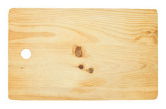 Wooden Chopping Board stock image