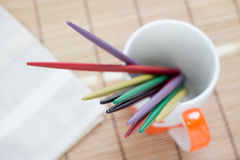 Chopsticks Royalty Free Stock Photography