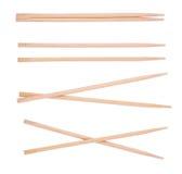 Wooden chopsticks Royalty Free Stock Photo