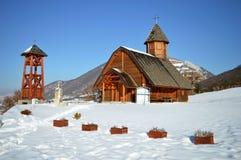 Free Wooden Church Stock Photo - 100890990