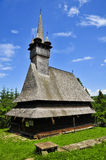 Wooden church Stock Photos
