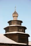 Wooden church. Stock Photos