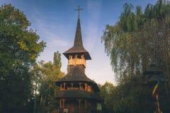 Free Wooden Church In Soroca Stock Photos - 170441173
