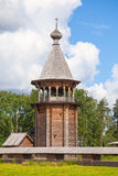 Wooden Church of the Intercession Stock Photography