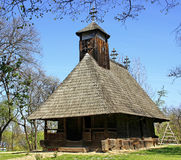 Wooden church, Maramures, Romania Royalty Free Stock Photography