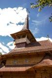 Wooden church from Maramures in Soroca, Moldova Stock Photography