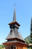 Wooden church in Romania Royalty Free Stock Photos
