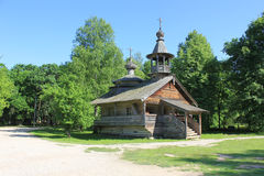 Wooden Church, Russia stock photo